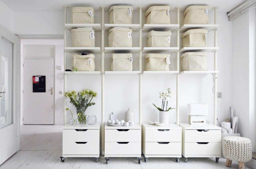 Ikea x Paula rangement