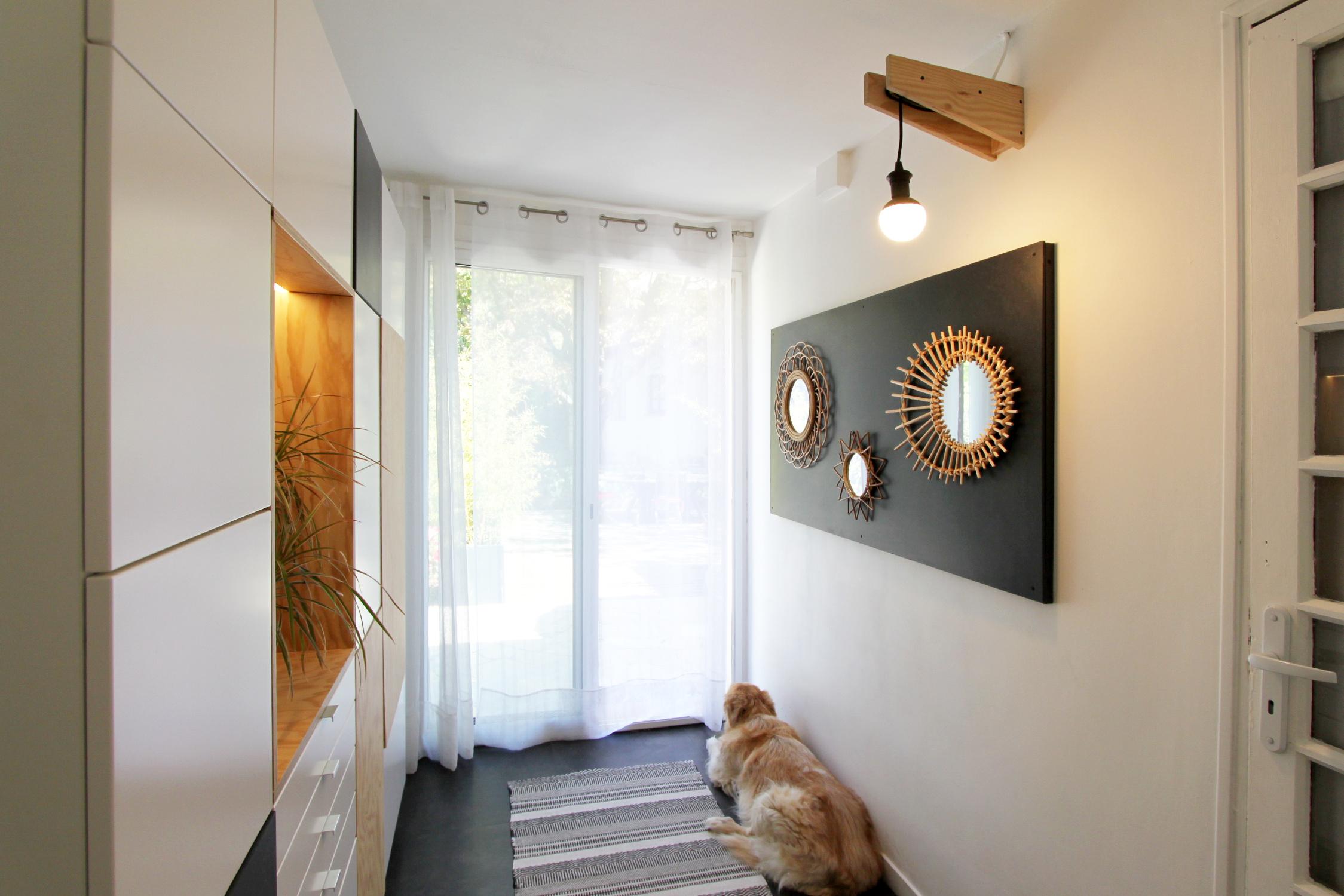 Couloir d\'entrée • mind-architecture