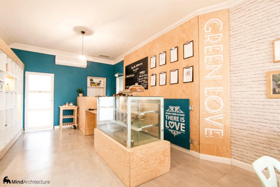 Green Love Marseille - Mind Architecture - Comptoir