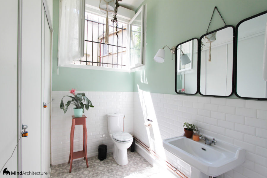 Green Love Marseille - Mind Architecture - Sanitaires