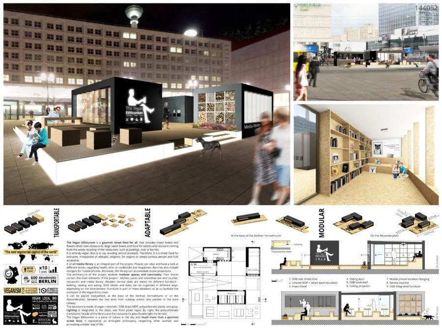AC CA Berlin - The Vegan Ethicurean planche - Mind Architecture