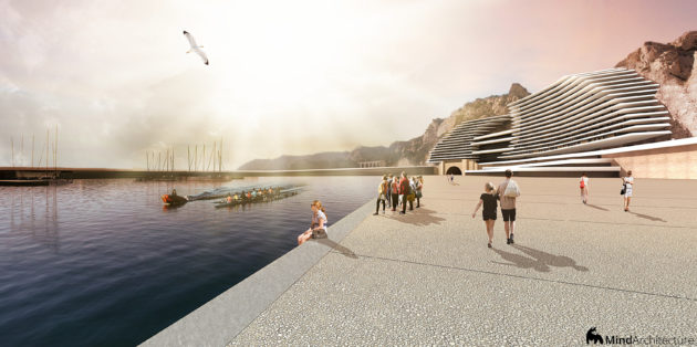 Concours Evolo - Riaux Marseille - Mind Architecture