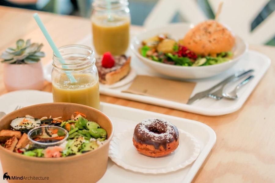 Green Love Marseille - Mind Architecture - Vegan food